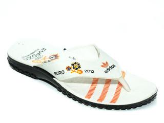 М136 adidas бело-оранжевый, 6 (40-45), <strong>45</strong>, лето