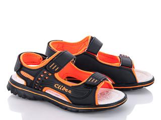 NZ311 black-orange, 6 (32-37), <strong>220</strong>, лето