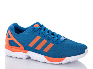 Adidas zx flux orange-blue, 8 (41-45), <strong>15</strong>, лето