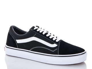 A vans white-black, 10 (41-45), <strong>17</strong>, лето