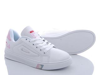 F90L white-pink, 8 (35-40), <strong>15</strong>, демисезон
