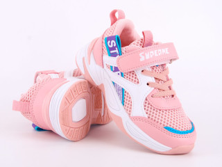 200-31K pink-white, 8 (25-30), <strong>165</strong>, демисезон