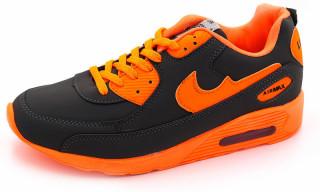 Lesson airmax 36-40 серо-оранжевый уценка, 10 (36-40), <strong>180</strong>, демисезон
