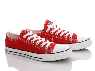 Converse красный, 6 (36-41), <strong>11</strong>, демисезон