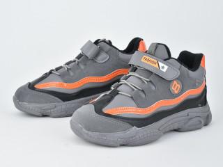 200-83 grey orange, 8 (31-36), <strong>200</strong>, демисезон