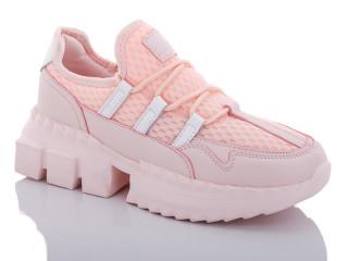 ST8003-3 pink пена, 8 (36-40), <strong>330</strong>, демисезон