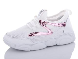 719 white-pink, 8 (36-41), <strong>130</strong>, демисезон