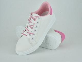 80-55 white-pink, 8 (36-41), <strong>295</strong>, демисезон