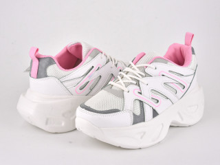 135-7 white-pink, 8 (36-41), <strong>265</strong>, демисезон