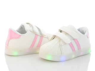 N208 pink LED, 5 (26-30), <strong>215</strong>, демисезон