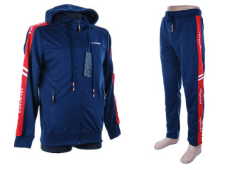 A5126 blue-red, 5 (M-3XL), <strong>350</strong>, демисезон