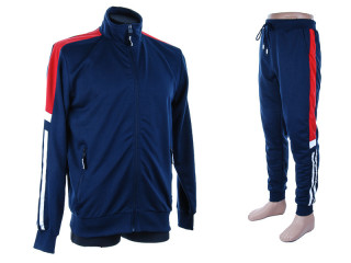 A5121 blue-red, 5 (M-3XL), <strong>350</strong>, демисезон