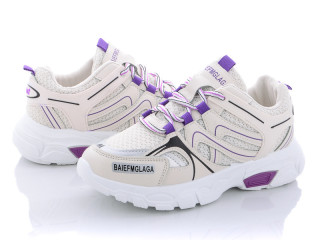 BAL190 бежево-фиолетовый, 6 (36-40), <strong>12</strong>, демисезон