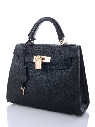 Hermes Kelly black, 1, <strong>22</strong>, демисезон