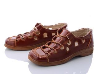 2111-1 коричневые сандали, 8 (37-42), <strong>65</strong>, лето