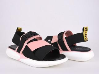 123-1 black-pink, 8 (36-40), <strong>150</strong>, лето