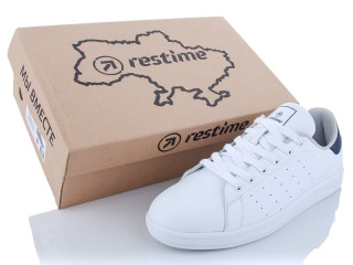 PM020558 white-navy, 8 (41-45), <strong>16.9</strong>, демисезон