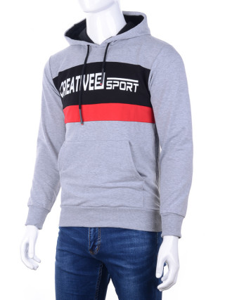 4009 grey -red, 5 (S-2XL), <strong>250</strong>, демисезон