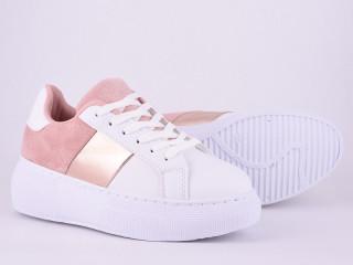 20-710 white-pink, 8 (36-41), <strong>295</strong>, демисезон