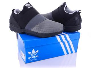 Adidas flux резинка черный, 8 (41-45), <strong>15</strong>, демисезон