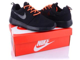 Nike R.R. сетка черно-оранжевый, 8 (41-45), <strong>16</strong>, демисезон
