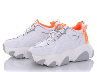 168-29 white-orange, 8 (36-41), <strong>410</strong>, демисезон