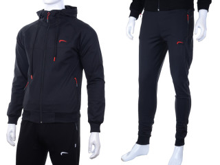 4318 black-red, 5 (S-2XL), <strong>490</strong>, демисезон
