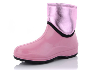 Ботинок флис розовый, 10 (37-41), <strong>175</strong>, демисезон